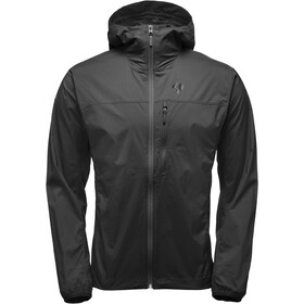 Black Diamond Alpine Start Capuchon Jas Heren, smoke